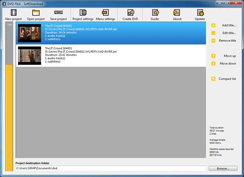 programa para gravar arquivos rmvb em dvd
