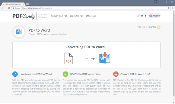 pdf candy pdf to word