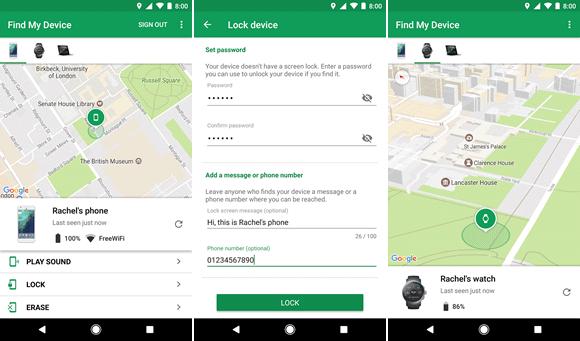rastrear celular android roubado pelo gps