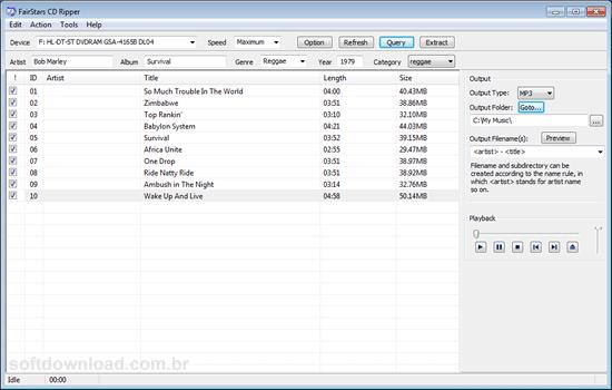 como converter musica de cd em mp3