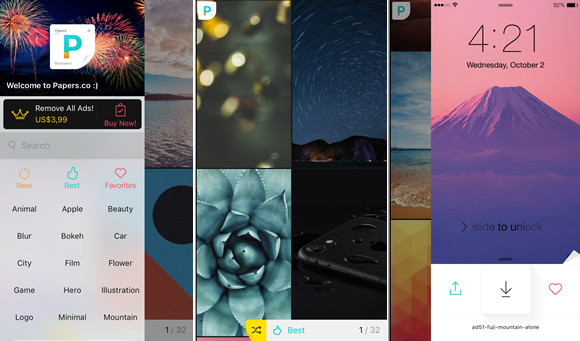 Top 5 Aplicativos Para Baixar Papel De Parede No Iphone