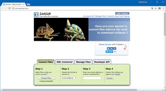 Top 5 sites para converter arquivos online de graça