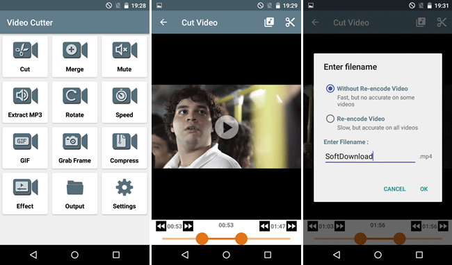 easy video cutter android