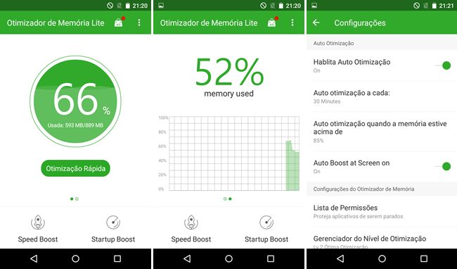 memory booster android