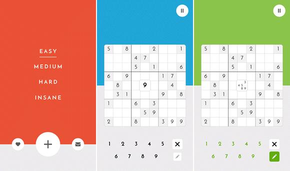 minimal sudoku android
