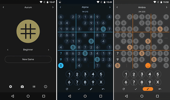 sudoku the clean one android