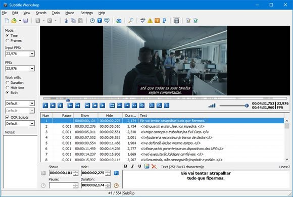 subtitle workshop windows