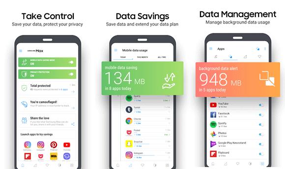 samsung max android