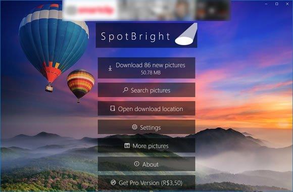 spotbright win10