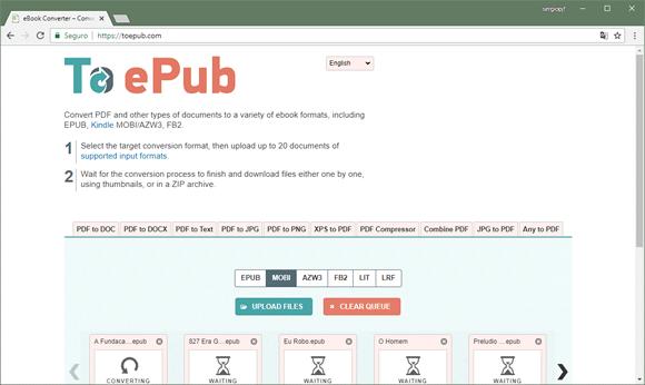 ebook to epub