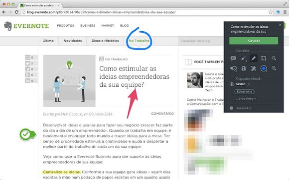 evernote webclipper chrome
