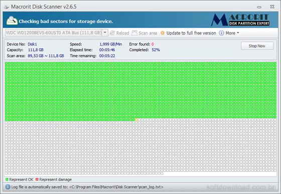 macrorit diskscanner