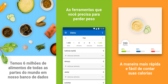 myfitnesspal android