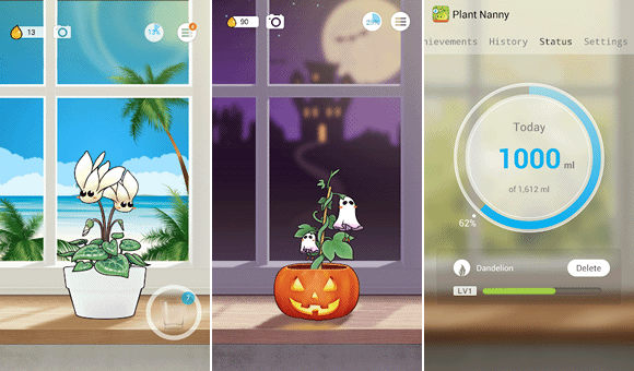 plant nanny android