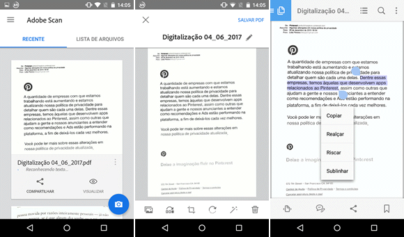 adobe scan android