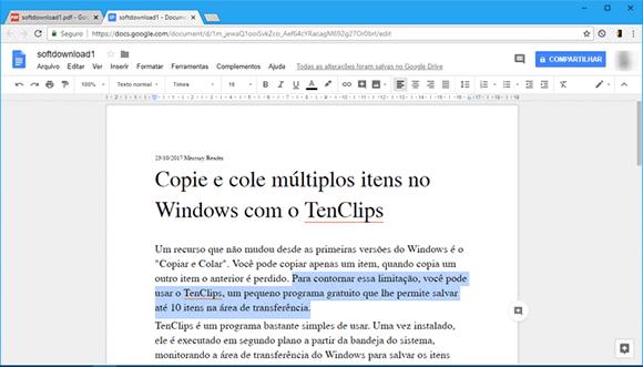 google docs editor pdf online