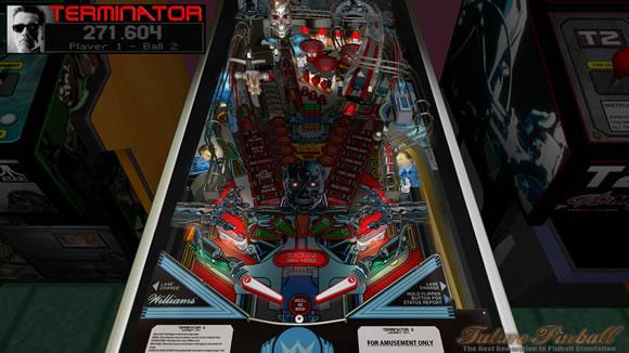 terminator2 pinball