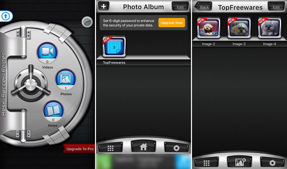 best secret folder iphone