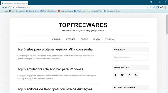 slimjet navegador pc antigo