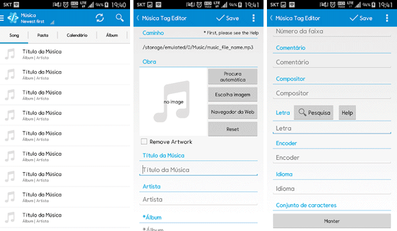 star music tag editor android