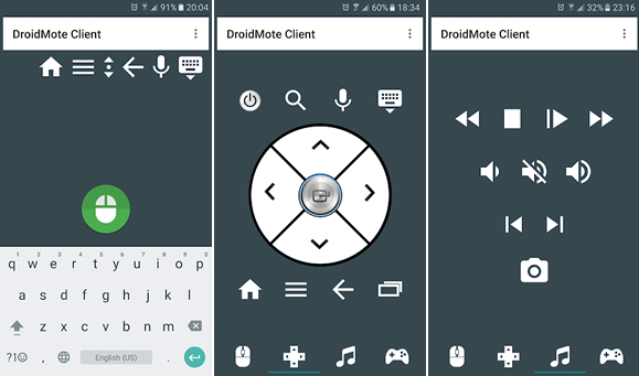 droidmote android