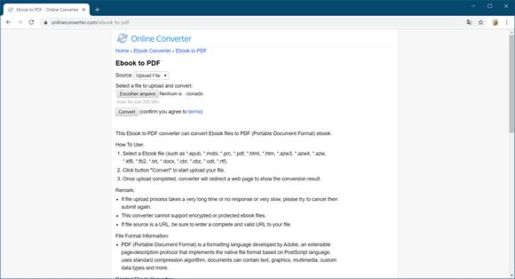 online converter ebook