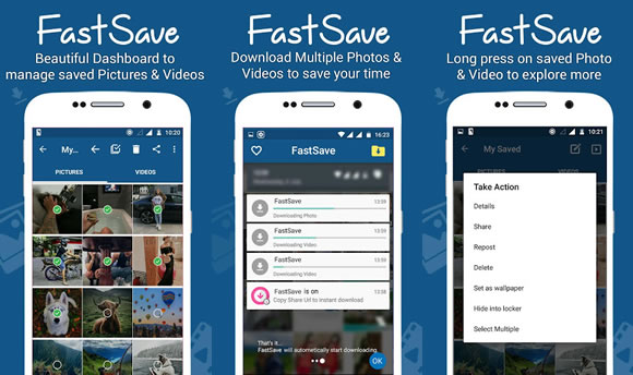 fastsave android