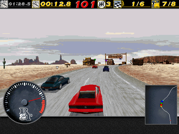 need for speed dos