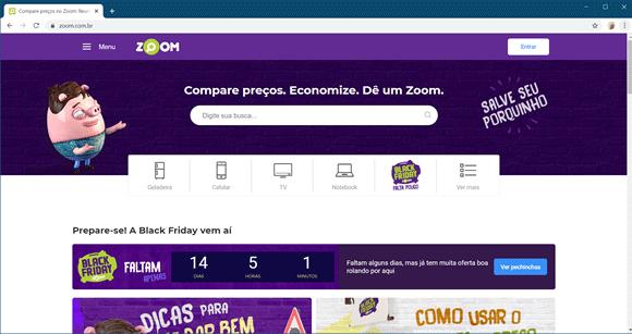 zoom site