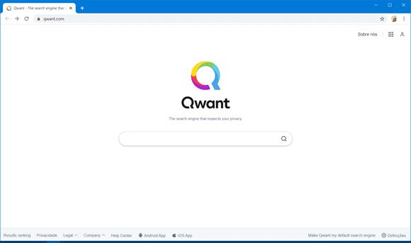 qwant site