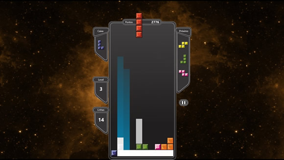 space tetris win10