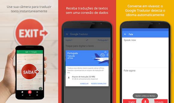google tradutor android