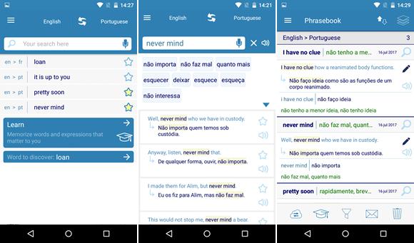 reverso context android tradutor