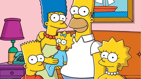 simpsons familia