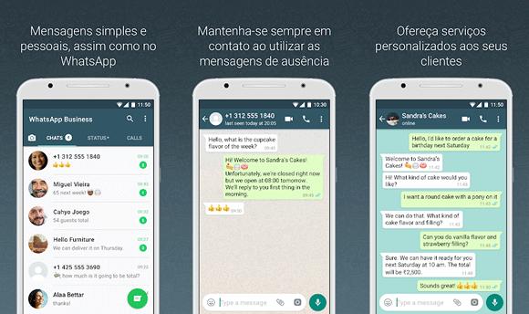 whatsapp business agendamento
