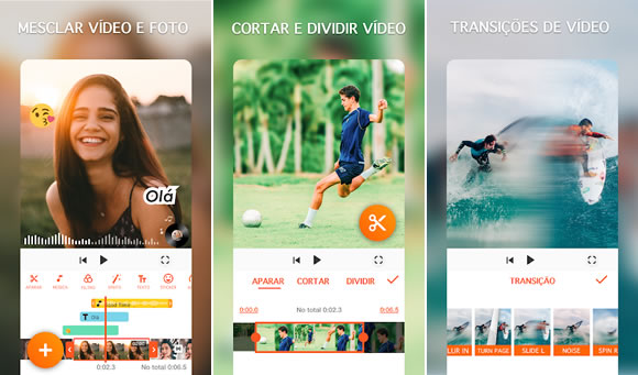 youcut mesclar android