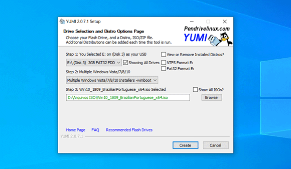 yumi multiboot