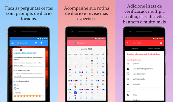customjournal android