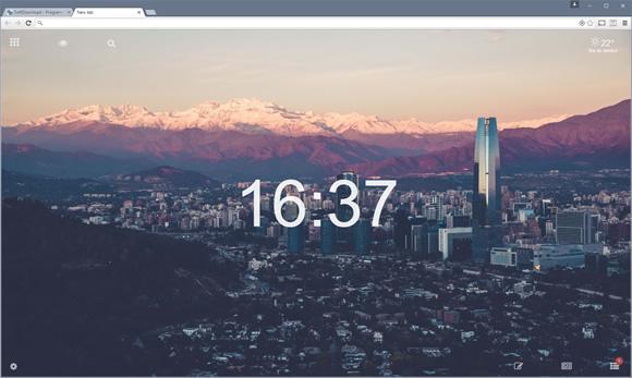 leoh new tab chrome