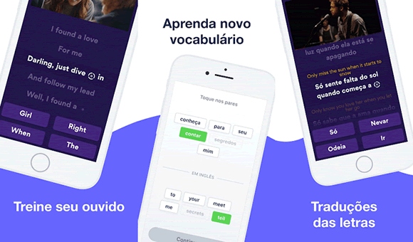 sounter android aprender idioma