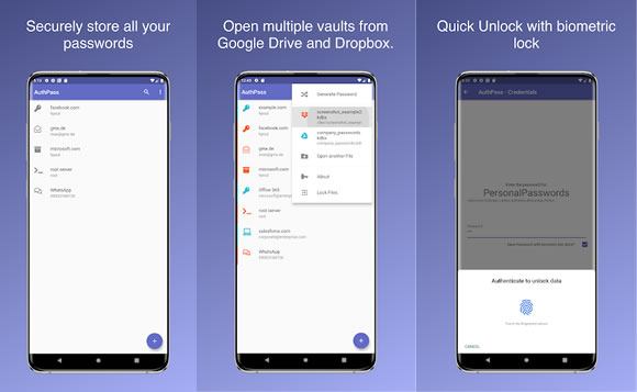 authpass android