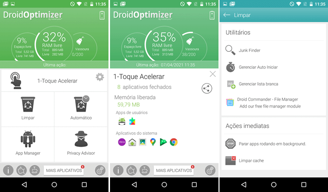 droid optimizer android
