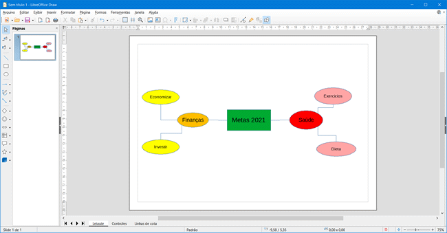 libreoffice draw visio