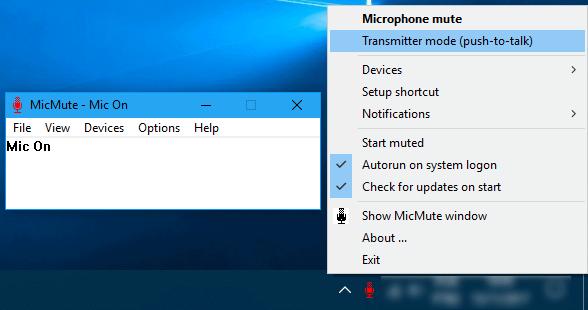 micmute windows